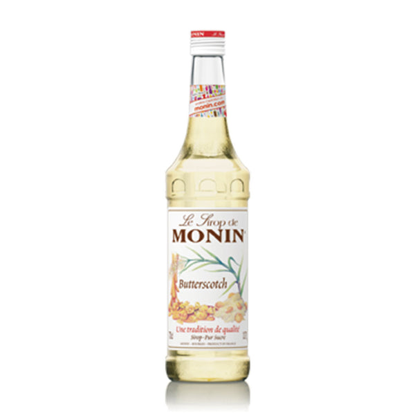 MONIN  PREMIUM SYRUP BUTTERSCOTCH 700ML