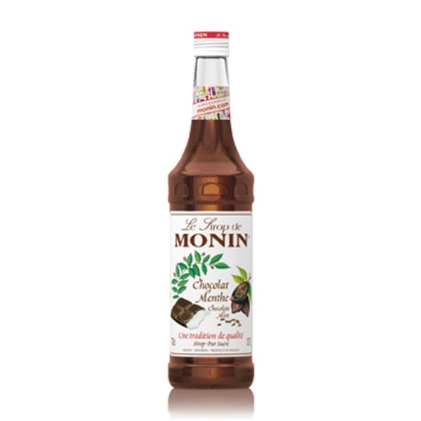 MONIN  PREMIUM SYRUP CHOCOLATE MINT 700ML