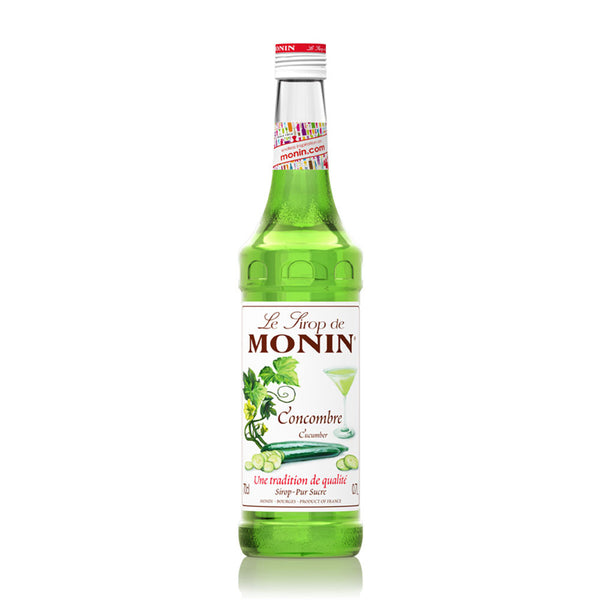 MONIN  PREMIUM SYRUP CUCUMBER 700ML