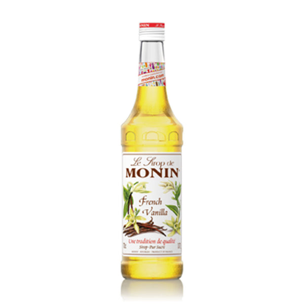 MONIN  PREMIUM SYRUP FRENCH VANILLA 700ML