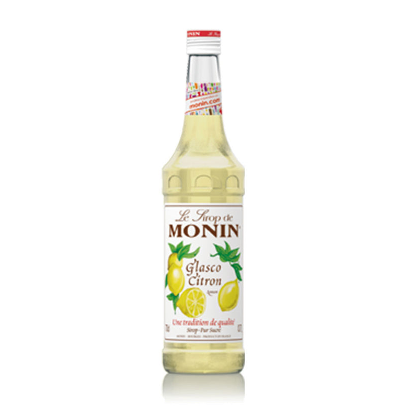 MONIN  PREMIUM SYRUP GLASCO LEMON 700ML