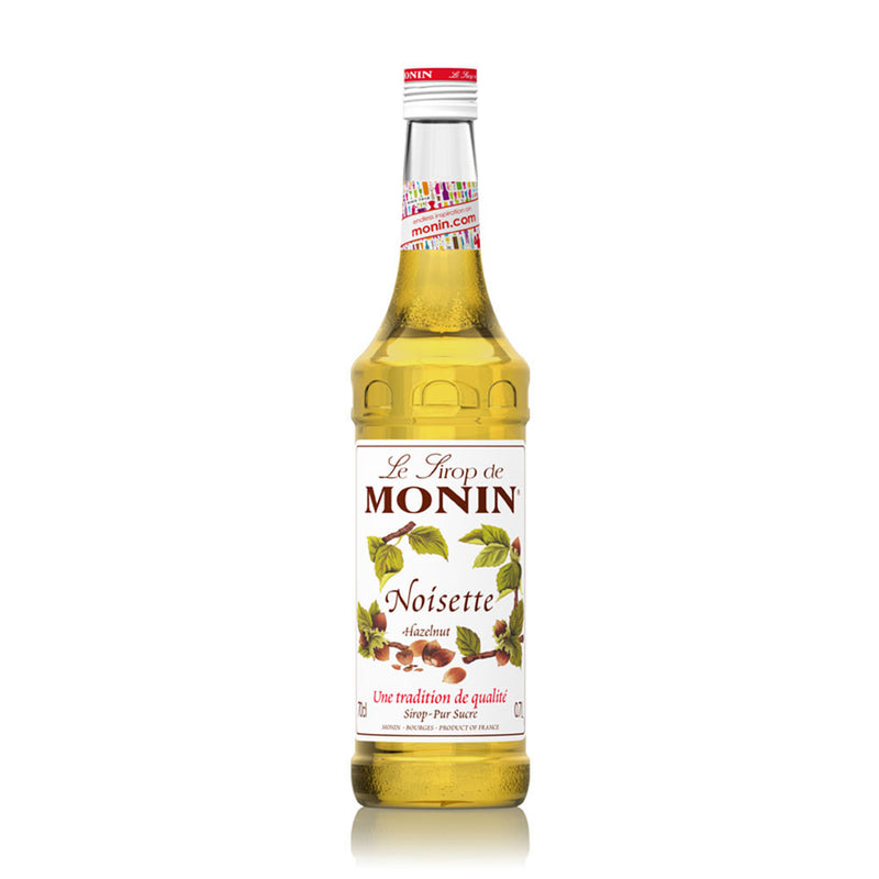 MONIN  PREMIUM SYRUP HAZELNUT 700ML