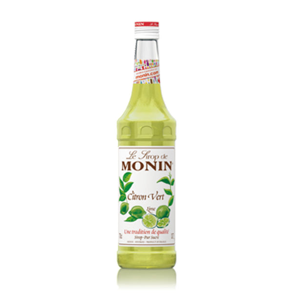 MONIN  PREMIUM SYRUP LIME 700ML