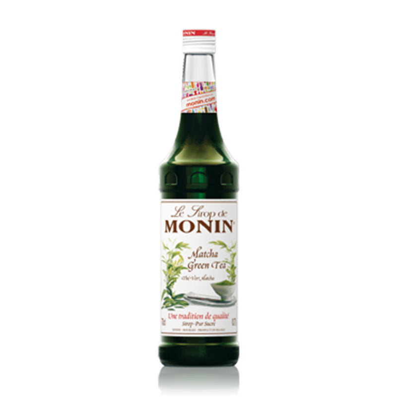 MONIN  PREMIUM SYRUP MATCHA GREEN TEA 700ML