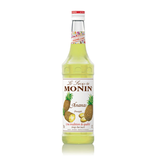 MONIN  PREMIUM SYRUP PINEAPPLE 700ML