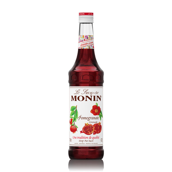 MONIN  PREMIUM SYRUP POMEGRANATE 700ML