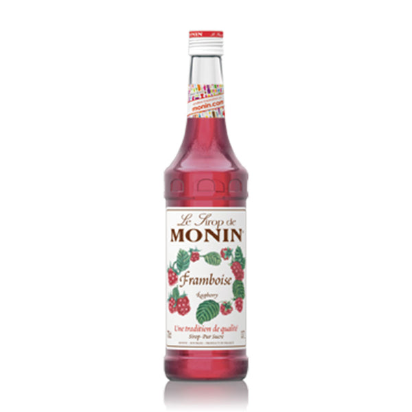 MONIN  PREMIUM SYRUP RASPBERRY 700ML