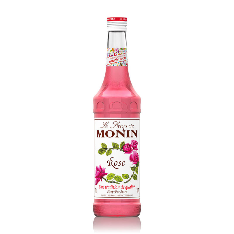 MONIN  PREMIUM SYRUP ROSE 700ML