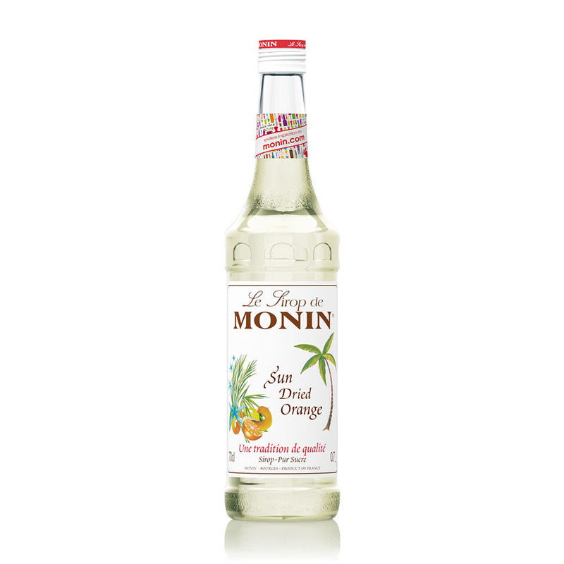 MONIN  PREMIUM SYRUP SUN DRIED ORANGE 700ML