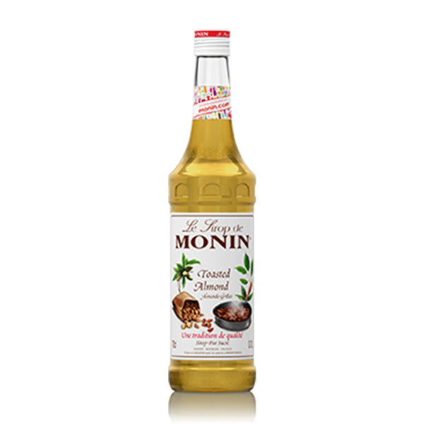 MONIN  PREMIUM SYRUP TOASTED ALMOND 700ML
