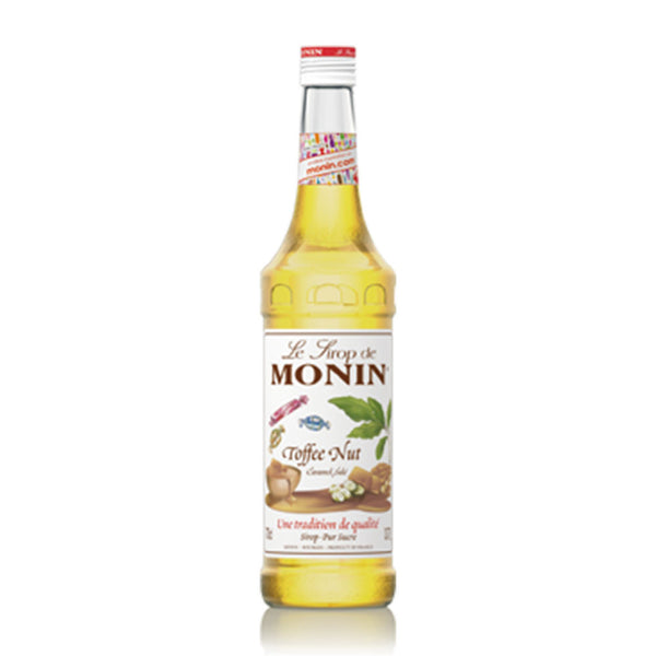 MONIN  PREMIUM SYRUP TOFFEE NUT 700ML