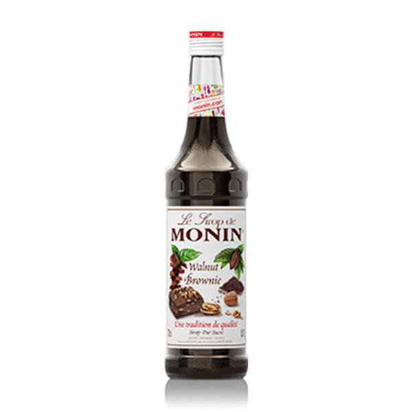 MONIN  PREMIUM SYRUP WALNUT BROWNIE 700ML