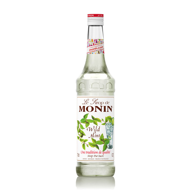 MONIN  PREMIUM SYRUP WILD MINT 700ML