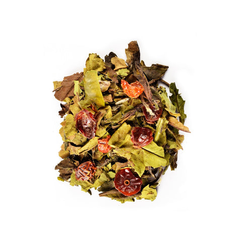 LOOSE TEA - WHITE BERRY FOREST 100G