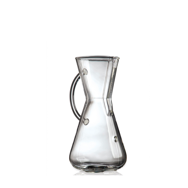GLASS CM-1GH COFFEEMAKER 3 CUPS
