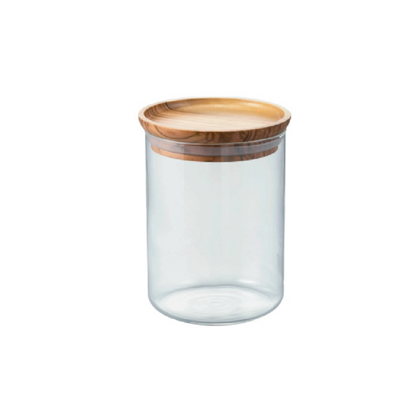SIMPLY HARIO GLASS CANNISTER 200G