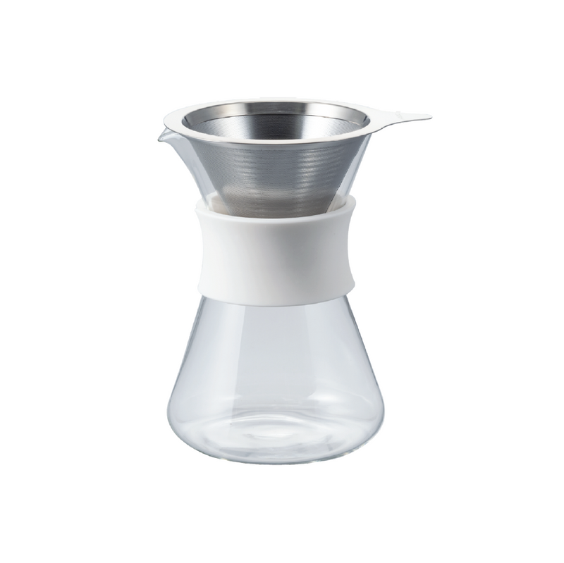SIMPLY HARIO GLASS COFFEE MAKER 400ML