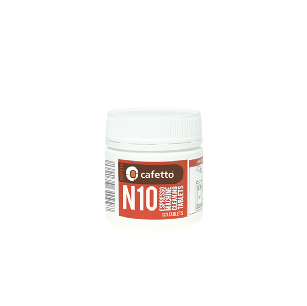 N10 CLEANING TABLETS 120'S