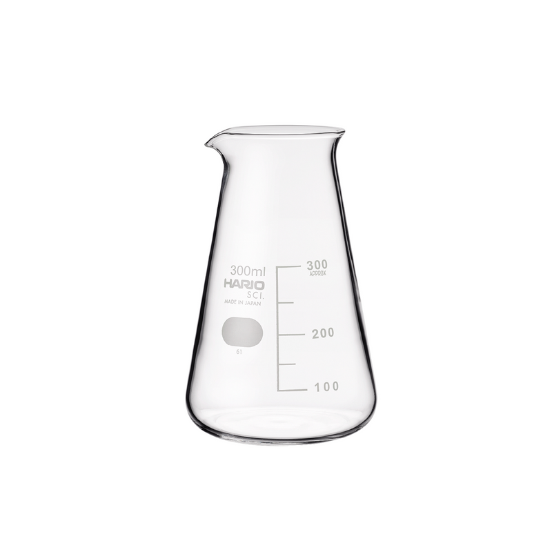 LAB CONICAL BEAKER 300ML