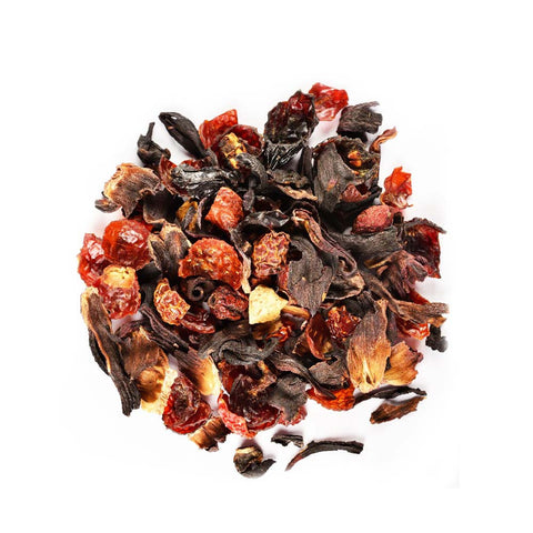 LOOSE TEA - FRUITS OF EDEN TEA 100G