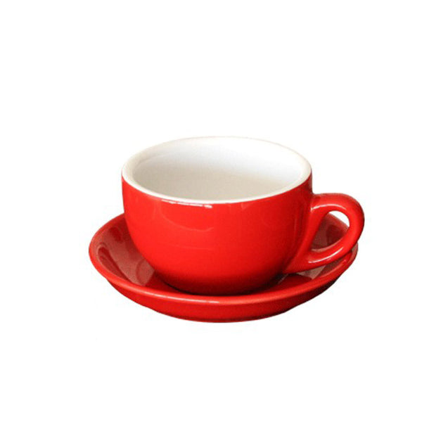 JUMBO CAPPUCCINO CUP SET 330ML (SET OF 4)
