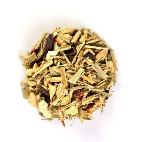 LOOSE TEA - LEMONGRASS GINGER TEA 100G