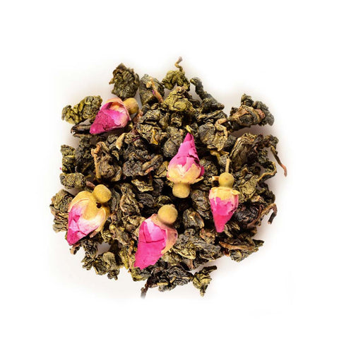 LOOSE TEA - OOLONG ROSE TEA 200G