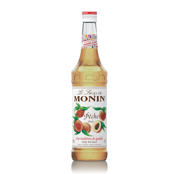 PREMIUM SYRUP PEACH 700ML