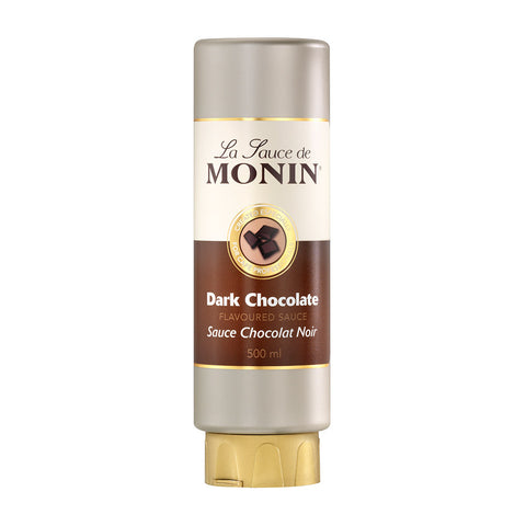 MINI GOURMET SAUCE DARK CHOCOLATE 500ML