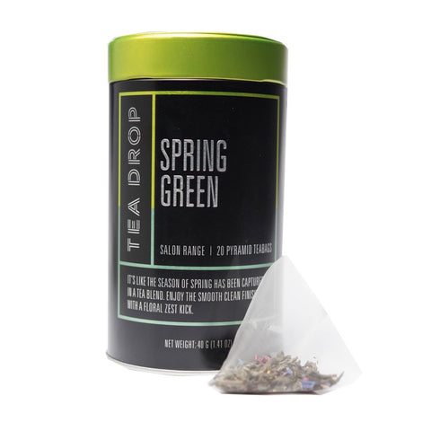 SALON SPRING GREEN TEA 20' PTB