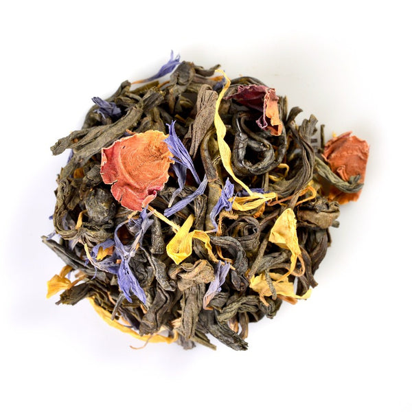 LOOSE TEA - SPRING GREEN TEA 200G
