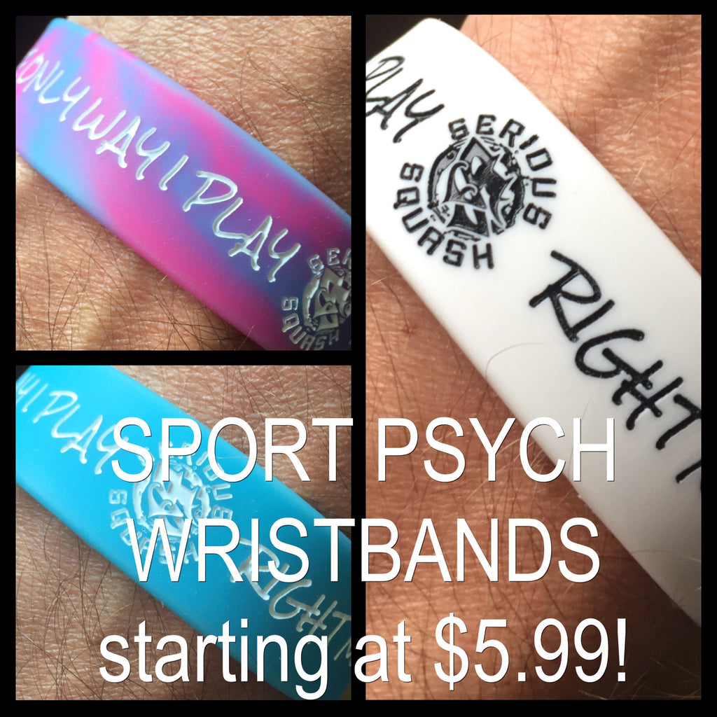 The Theory Behind The Sport Psychology Wristbands