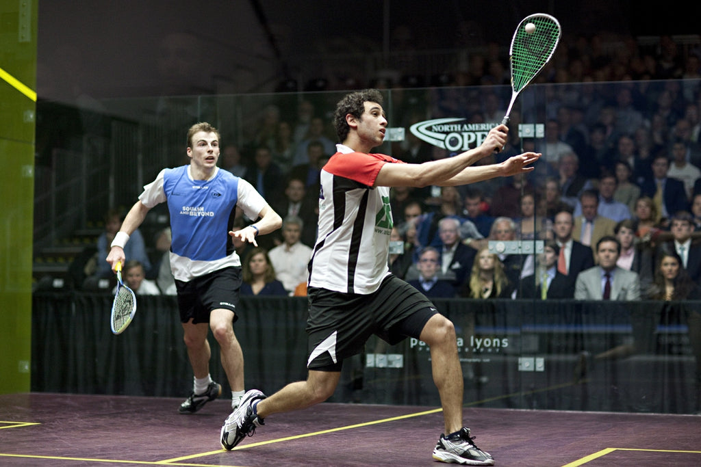 Traditional Squash vs. Chaos