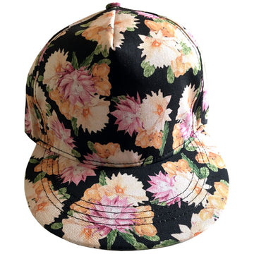 DESERT FLOWER ADULT CAP
