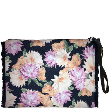 DESERT FLOWER CLUTCH