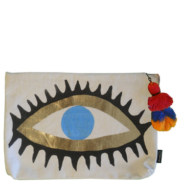 BRIGHT EYES CLUTCH