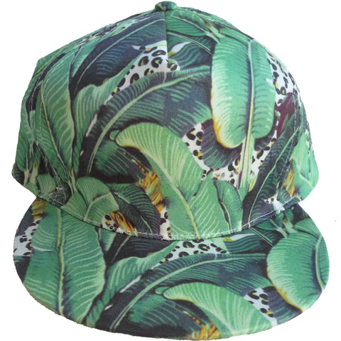 JUNGLE KITTY CAP - ADULT