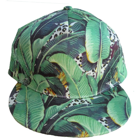 JUNGLE KITTY CAP - KIDS