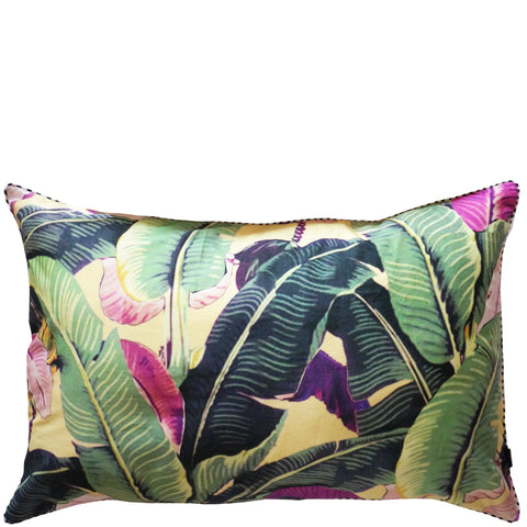 JUNGLE LUX PILLOW SLIPS / SET OF TWO