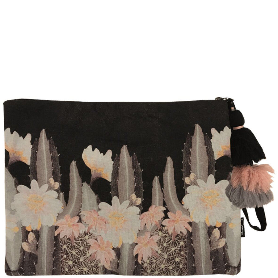 NIGHT GARDEN CLUTCH