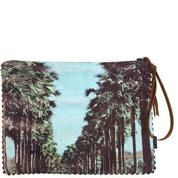 PALM COVE CLUTCH