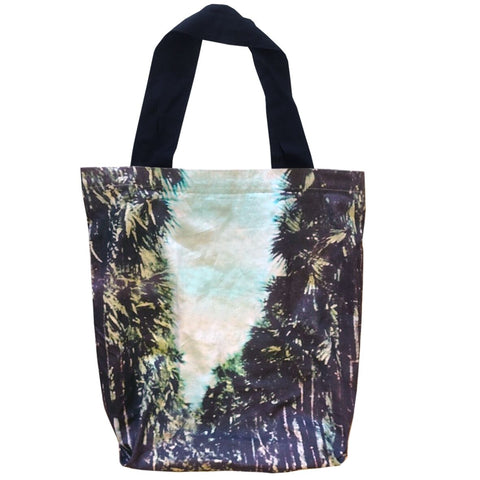 PALM COVE OVERSIZED TOTE
