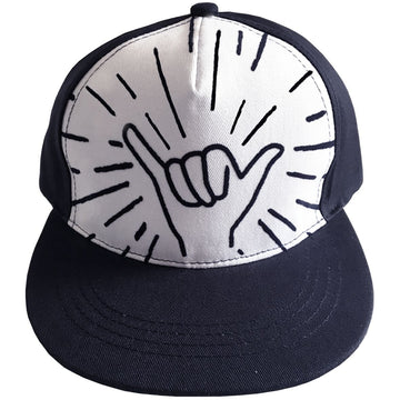 SHAKA - DARK NAVY KIDS CAP