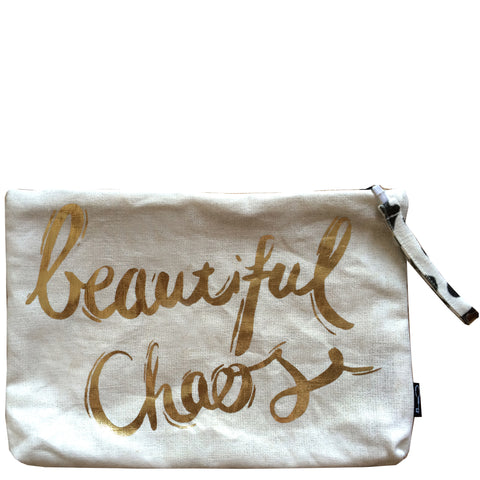 BEAUTIFUL CHAOS CLUTCH