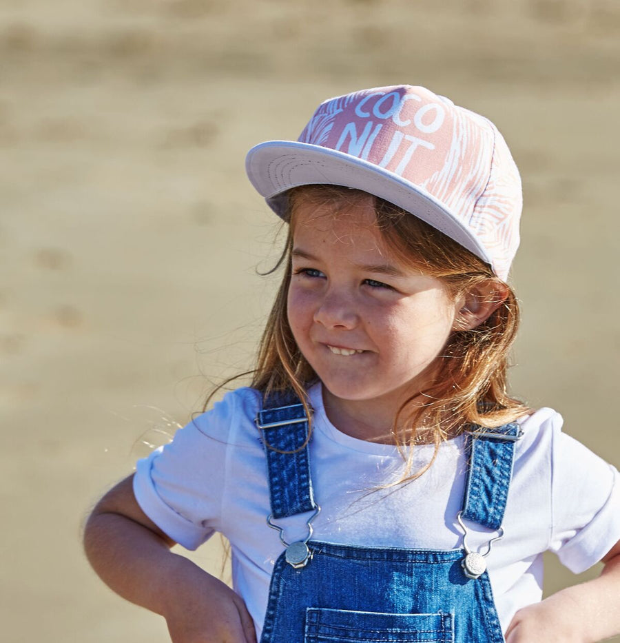 COCO - PEACHY KIDS CAP