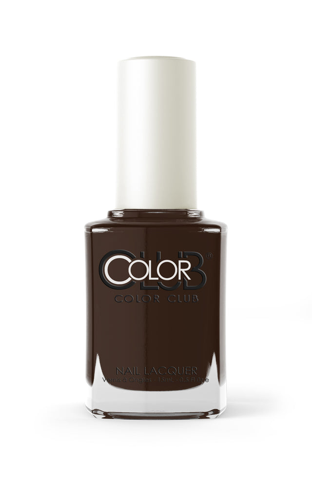 Color Club™ Cup Of Cocoa Nail Lacquer - Gina Beauté