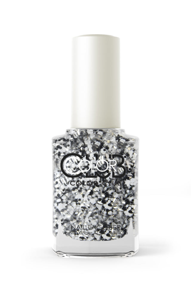 Color Club™ What A Flake Nail Lacquer - Gina Beauté