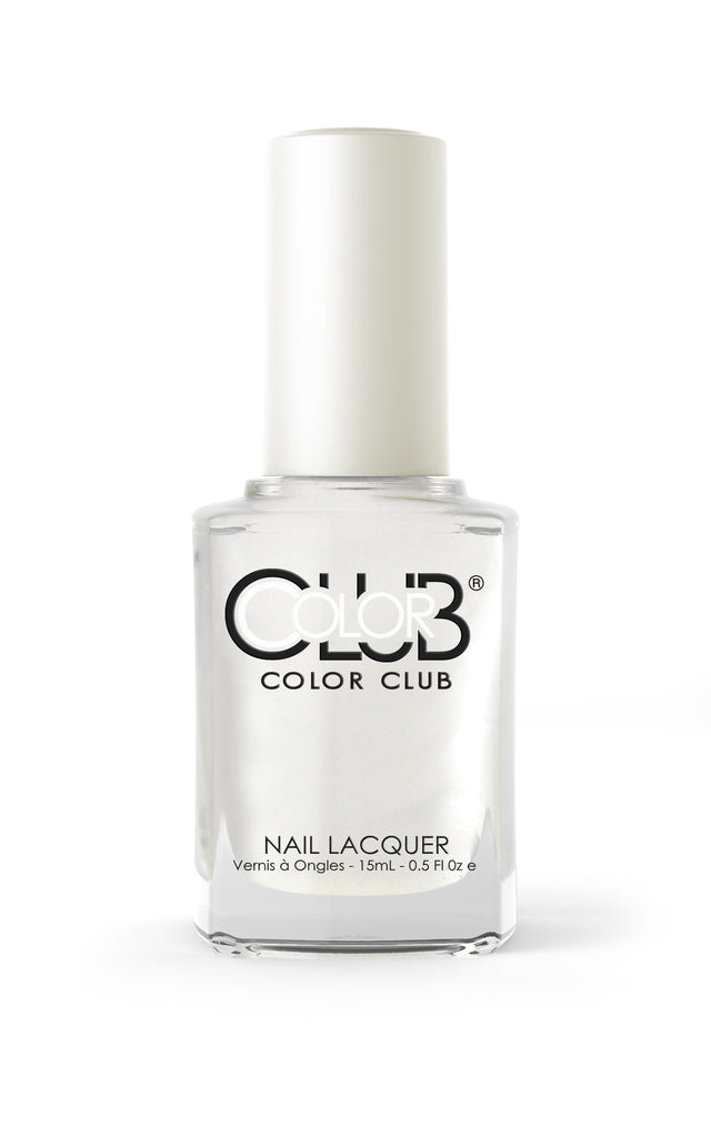 Color Club™ Winter White Nail Lacquer - Gina Beauté