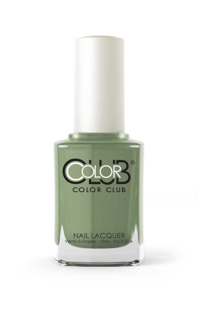 Color Club™ Its About Thyme Nail Lacquer - Gina Beauté