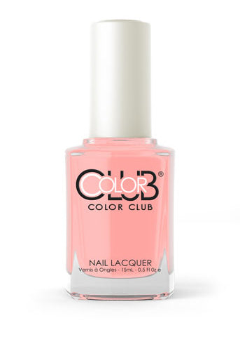 Color Club™ Blushing Rose Nail Lacquer - Gina Beauté